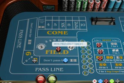 Dice - casino